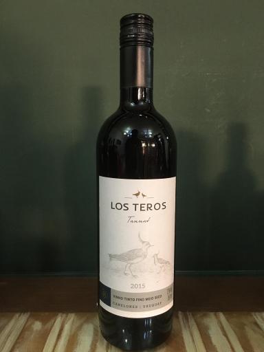 Vinho Tinto Uruguai Meio Seco Los Teros