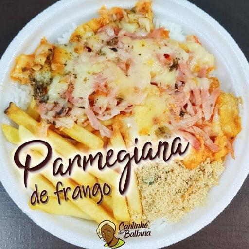 Parmegiana de Frango