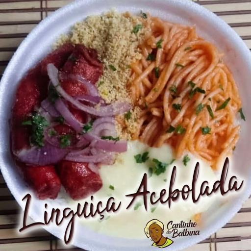 Linguiça Acebolada (Grande)