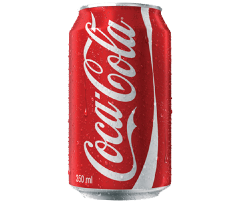 Coca Cola Lata