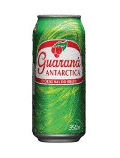 Guarana Antartica Lata