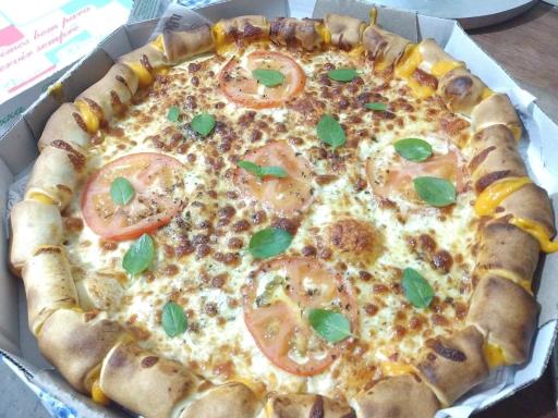 3 - Pizza Margher-Rita
