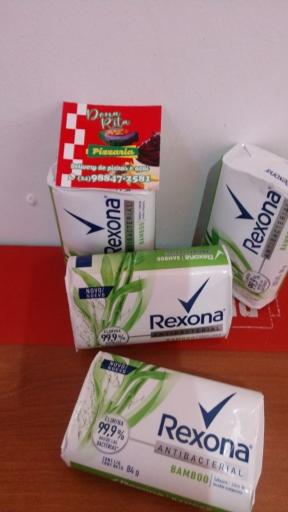 Sabonete Rexona Antibactericida