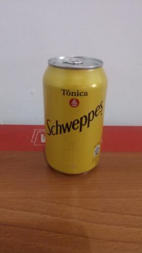 Tonica Schweppes Lata 350 ML