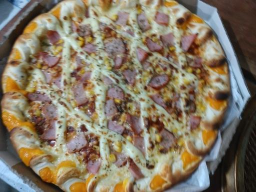 6 - Pizza de Peito de Peru