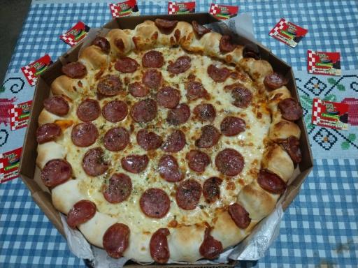 4 -  Pizza de Calabresa