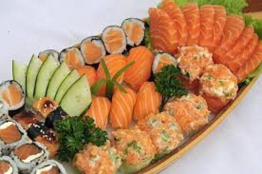 Combinado Sushi 3 (34 Unid)