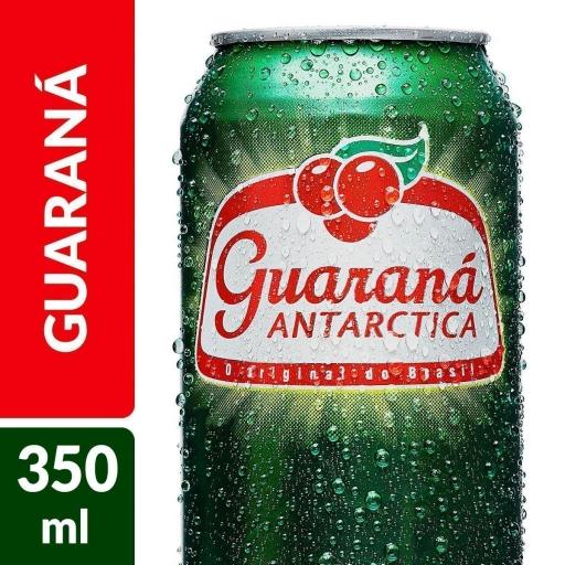 Refrigerante Guaraná Antárctica Lata 350ML