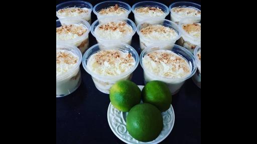 Mousse No Pote Limão (150Gr)