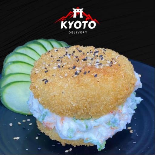 Sushi Burger Ebi