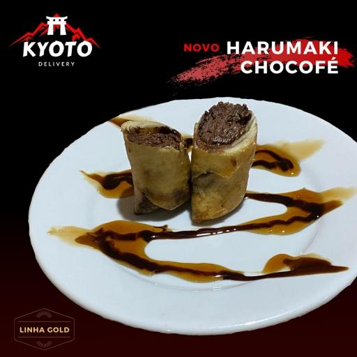 Harumaki Chocofé (2 Unidades)
