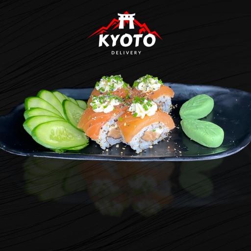 Uramaki Kyoto Salmão