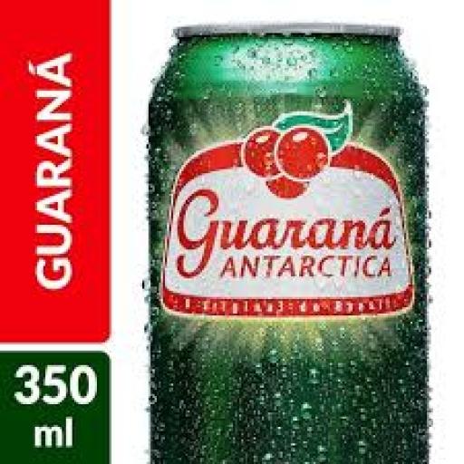 Refrigerante Guaraná Antárctica Lata 350 ML