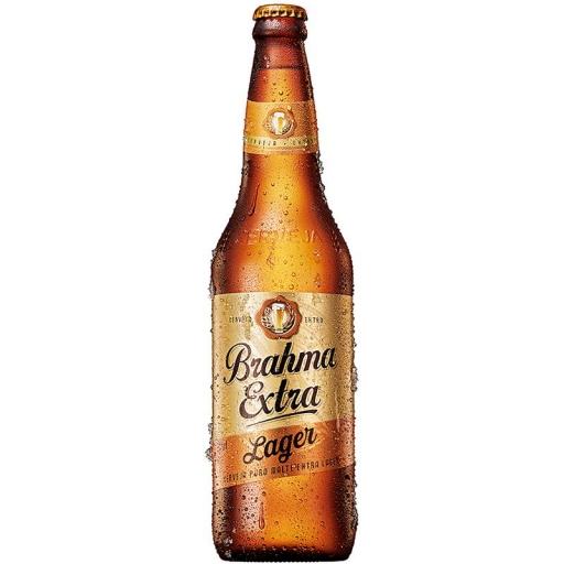 Cerveja Brahma Extra Lager 600 ML