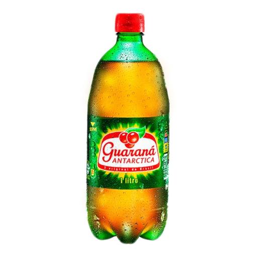 Refrigerante Guaraná Antárctica 1L