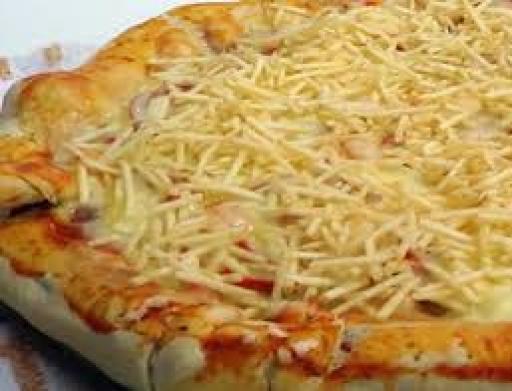 Pizza Média Fricassê