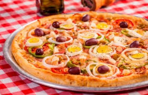 Pizza Grande Califórnia