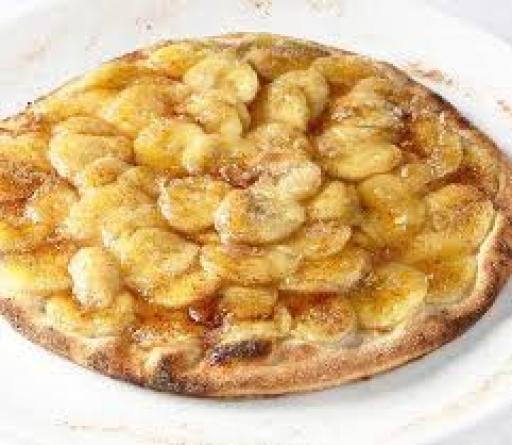 Pizza Extra Grande Banana