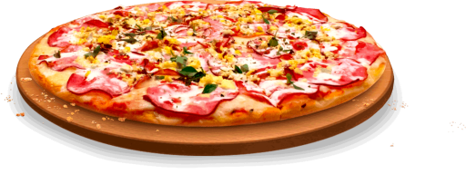Pizza Grande À Moda do Cliente