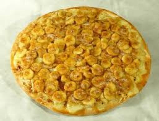 Pizza Média Banana