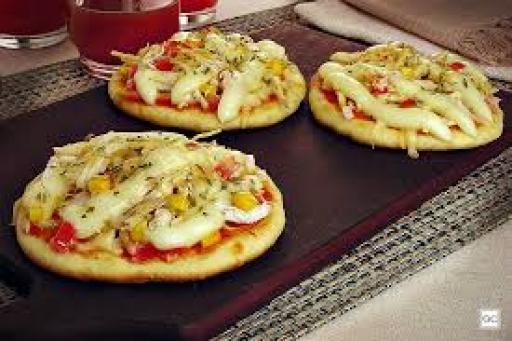 Pizza Brotinho Frango C/catupiry