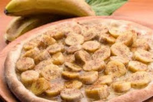 Pizza Brotinho Banana