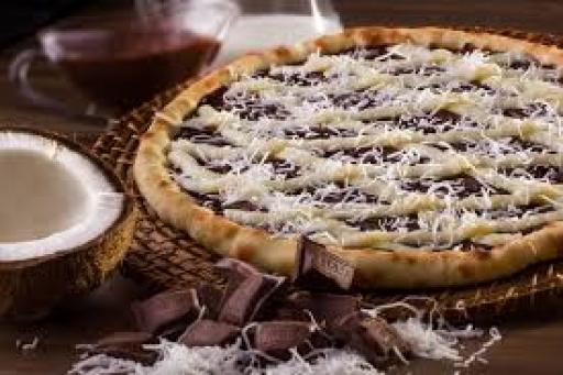 Pizza Brotinho  Prestígio