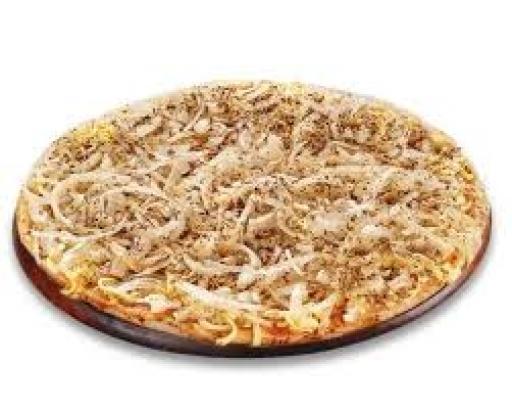 Pizza Pequena Atum