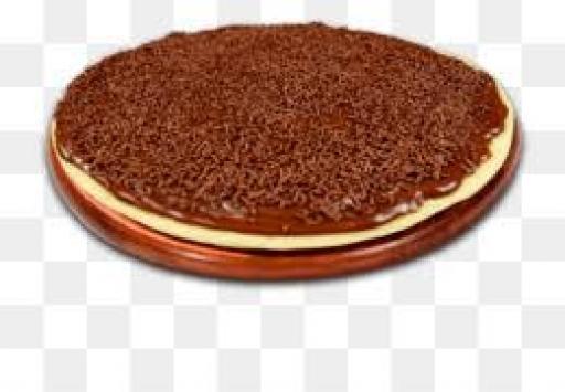 Pizza Pequena Chocolate