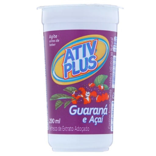 Ativ Plus Guaraná e Açaí