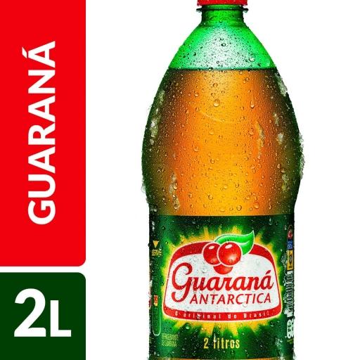 Refrigerante Guaraná Antárctica 2L