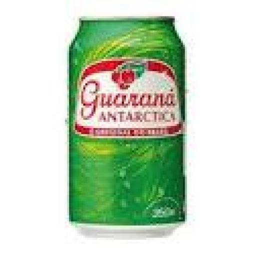 Guarana Antarctica Lata 350ML