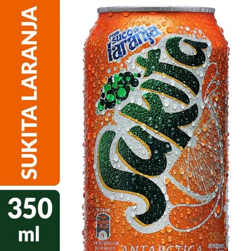 Refrigerante Sukita Lata 350ML