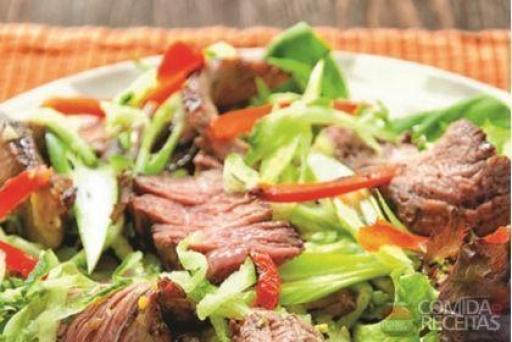 Churrasco Salada (Minions)