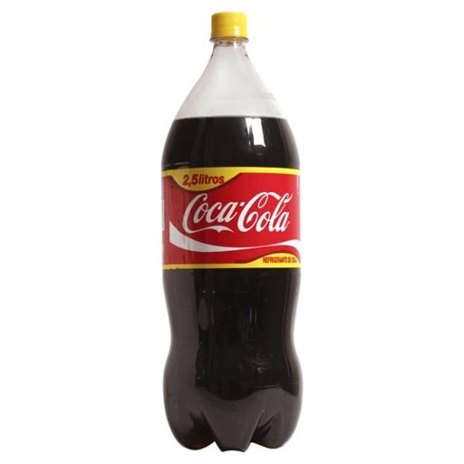 Coca-Cola (2,5 Litros)