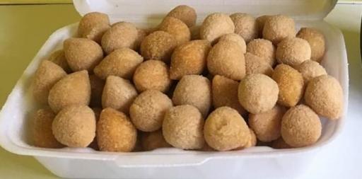 Coxinha de Frango (100 Unid)