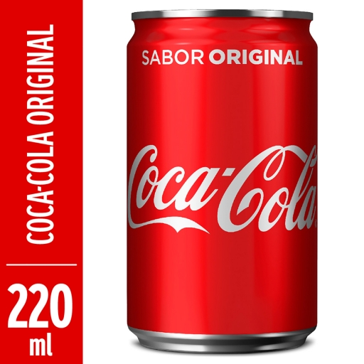 Refrigerante Coca-Cola 220 ML