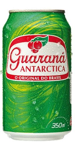 Refrigerante Guaraná Antarctica Lata 350ML