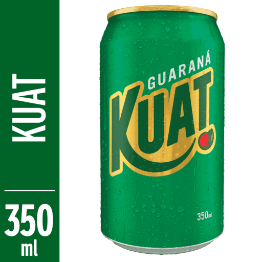 Refrigerante Guaraná Kuat Lata 350ML