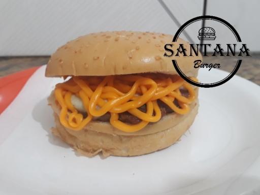 X-Burger Cheddar
