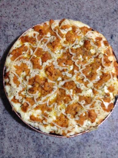 Pizza Grande Camarão C/catupiry