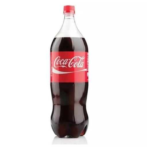 Coca Cola Comum 2 Litros