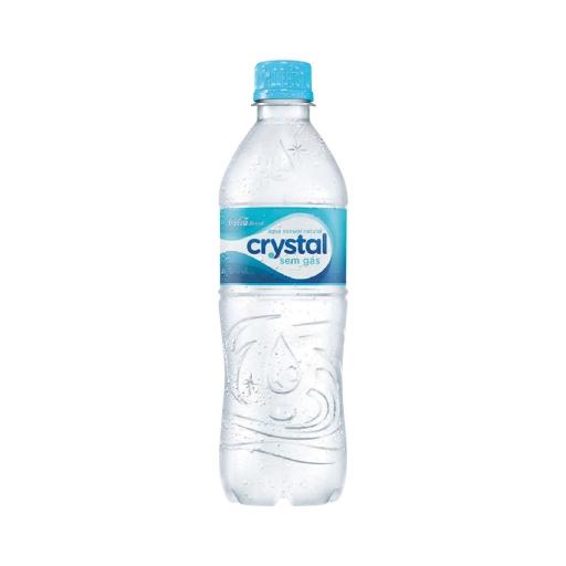 Agua Sem Gas Garrafa 500ML