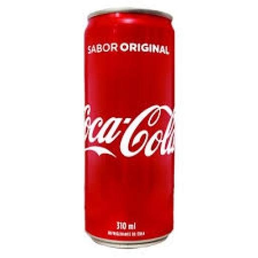 Refrigerante Coca-Cola Lata 310ML