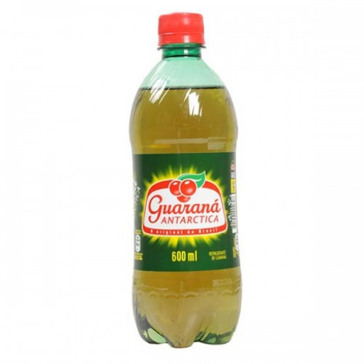 Guarana Antártica 600 ML