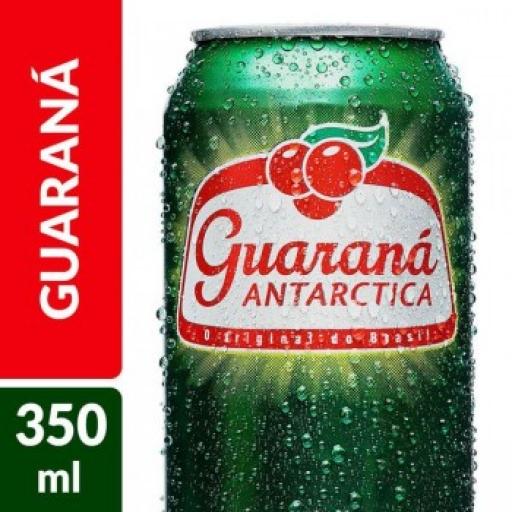 Refrigerante Guaraná Antártica Lata 350ML