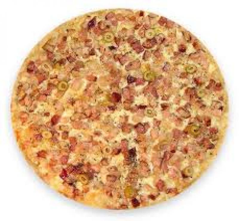 Pizza Maracana Bacon + Guaraná Grátis