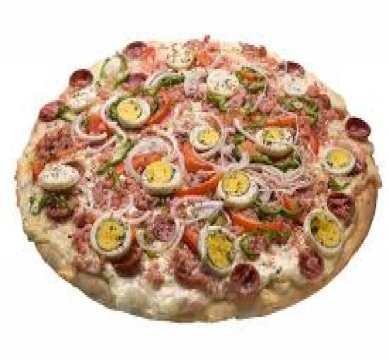 Pizza Média Portuguesa