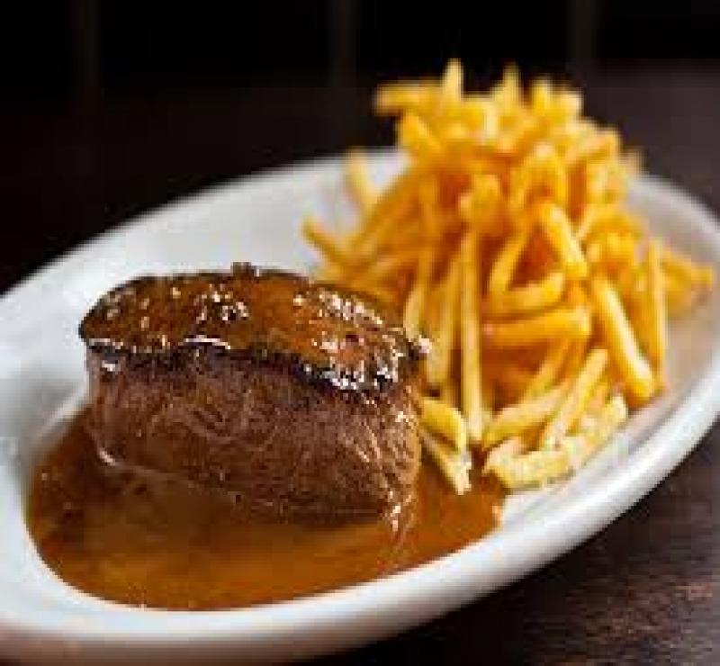 Steak Poivre 2 Pessoas