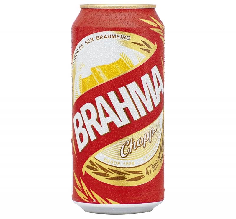 Cerveja Brahma Latao